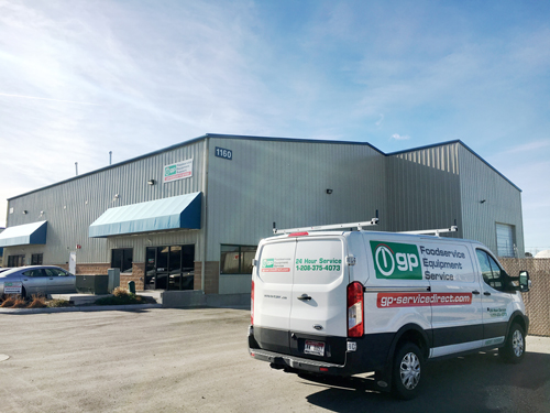 General Parts Group Boise Service Location