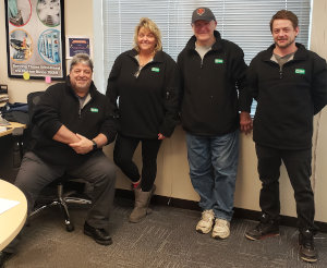 General Parts Group's Chicago Team