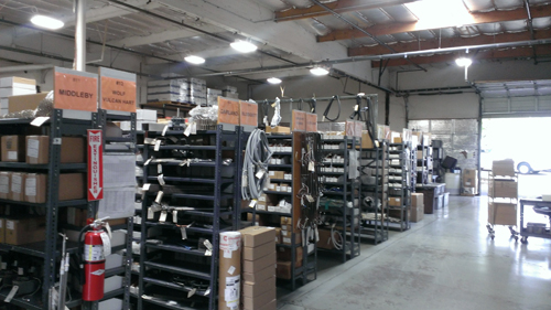 General Parts Group Portland Service Location