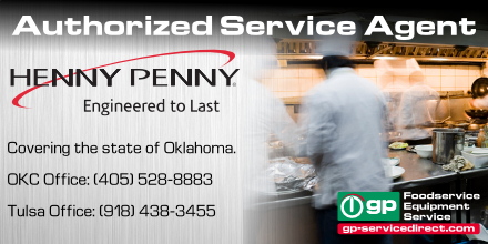 Authorized Henny Penny Service Agent