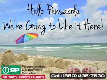 Pensacola Opening Ad