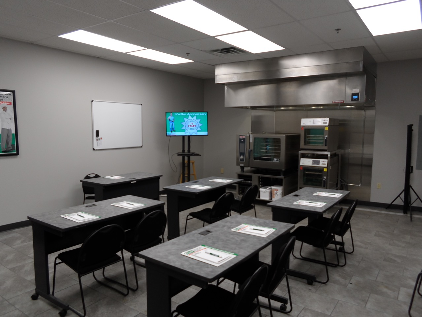 Indianapolis Foodservice Repair Training Room