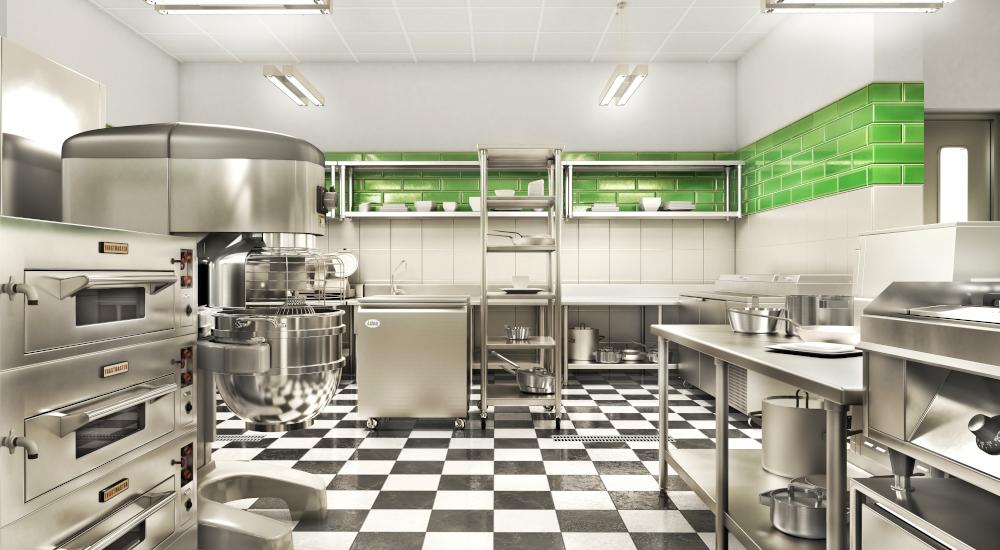 Foodservice Kitchen