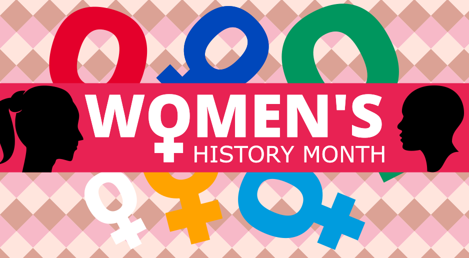 Women's History Month poster