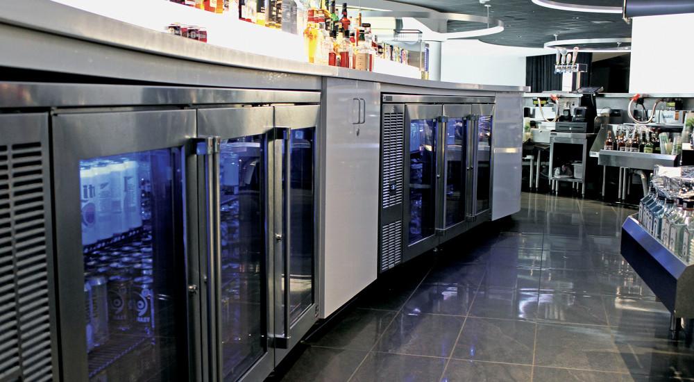 Perlick Under Counter Beverage Refrigeration