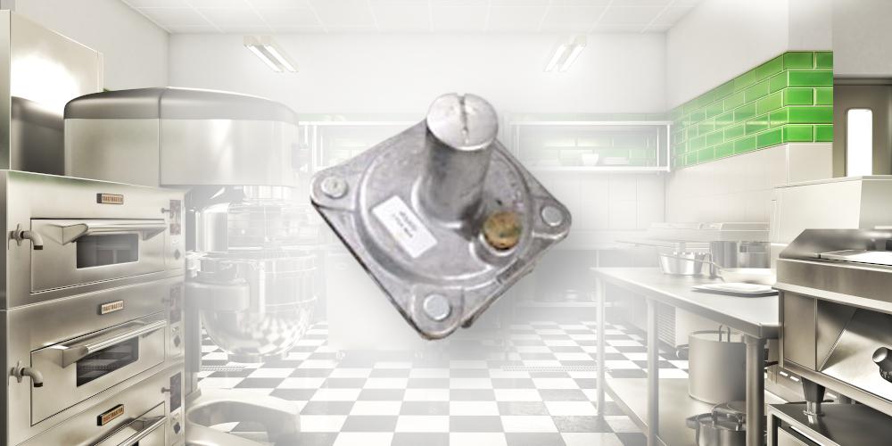 Pressure Valve used in restaurant equipment repair